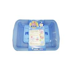 Promo Toko Puku Nursery Container Rak Perlengkapan Bayi Biru