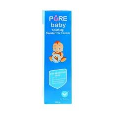 Pure Baby Soothing Moisturizer Cream Krim Bayi [200 G]