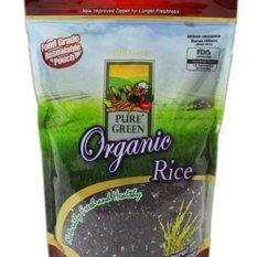 Beli Pure Green Organic Rice Beras Hitam 1 Kg Pure Green Asli