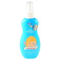 Review Pure Kids Hair Detangler 200Ml Amazing Apple