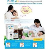 Pure Kids Inhalant Decongestant Oil 10Ml Murah