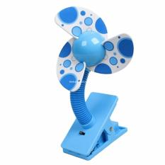 Jual Beli Pusat Marveila Kipas Angin Stroller Mini Fan Clip On