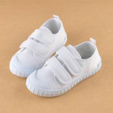 Top 10 Putih Bayi Laki Laki Perempuan Anak Sepatu Sneakers Anak Anak Sepatu Kanvas Online