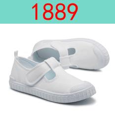 Diskon Putih Untuk Anak Perempuan Di Tk Kecil Sepatu Putih Sepatu Sepatu Oem