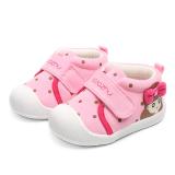 Situs Review Sepatu Belajar Jalan Putri Musim Semi Dan Musim Gugur Anak Sepatu Kain Pijakan Empuk Gadis