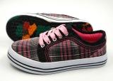 Spesifikasi Qingdao Double Star Renda Siswa Sepatu Anak Perempuan Sepatu Kanvas Yg Baik
