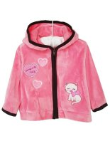 Toko Quincylabel Baby Jacket Perfectly Cute Pink F817 Quincylabel