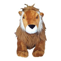 Raja Boneka Boneka Singa Besar