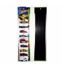 Rak Display Hot Wheels Panjang 50Cm - Rak Mainan Anak Rak Mobil Rak Mainan Mobil Tempat Penyimpanan Mainan Anak - Rak Murah WARNA RANDOM