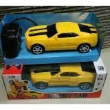 Spesifikasi Random House Mainan Mobil Rc Transformer Skala 1 20 Mobil Remot Control Jadi Robot Bumble Kuning Random House