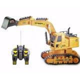 Ulasan Rc Excavator Power Truck Workbench 360 Mainan Alat Berat Beko
