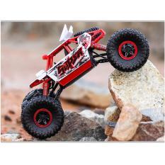 Spesifikasi Rc Leader Rock Crawler Climbing 1 18 2 4Ghz Offroad By Leader Lengkap