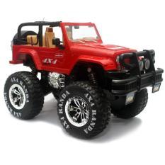 Diskon Produk Rc Mobil Remote 1 24 Bigfoot Jeep Multicolor