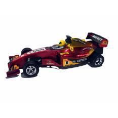 Remote Control Formula One (F1) -  Maroon