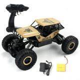 Harga Remote Control Rock Crawler Skala 1 18 4Wd Offroad 2 4Ghz Mobil Remote Terlaris Gold Asli No Brand