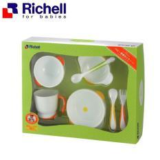 Jual Richell Baby Feeding Set 301 Ori