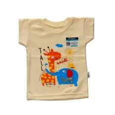 Ridges Baby Wear Kaos Oblong Size XL Motif Kuning  - Kaos Oblong Bayi