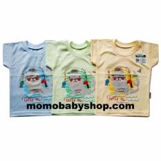 Ridges Kaos Oblong Motif Size XL 3 Pcs Baju Kaos