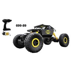 (FREE BATERAI A2) RKJ Mainan Anak RC Mobil Remot Hero Car Crawler 1 18 Offroad  2.4Ghz 4WD cce23b57f2