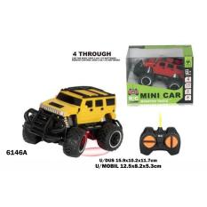 Rkj Mainan Anak Rc Mobil Remot Mini Car Hammer 6146A Warna Random Promo Beli 1 Gratis 1