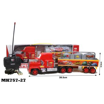 RKJ Mainan Anak RC Mobil Remot Super Truck MK757-14