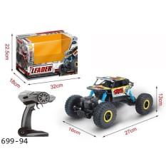 Diskon Rkj Mainan Rc Mobil Remot 1 18 Crawler Offroad 2 4Ghz Leader 4X4 4Wd 699 94 Biru Rkj Di Dki Jakarta