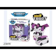 RKJ Mainan Transform Mini Tobot Adventure W Berubah Bentuk 238W Tinggi 13cm