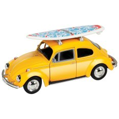 Spesifikasi Rmz Die Cast Volkswagen Beetle 1967 W Surfboard Pullback 5 1 32 Kuning Murah