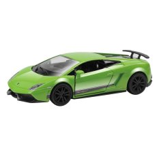 Rmz Freewheel 5 Die Cast Lamborghini Lp570 Matte Green Di Indonesia