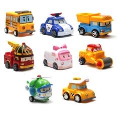 Diskon Robocar Poli 8 Karakter Mainan Mobil Edukasi Anak Branded
