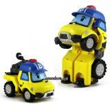 Katalog Robocar Poli Bucky Mainan Mobil Edukasi Anak Jorell Terbaru