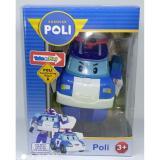 Review Robocar Poli Mainan Robot Bisa Jadi Mobil Robo Car Poli