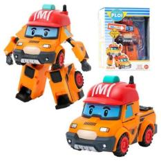 Harga Termurah Robocar Poli New Transformable Mark 83168
