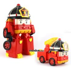 Harga Robocar Poli Roy Mainan Mobil Edukasi Anak Jorell
