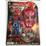 Jual Robot Heroes Spiderman Cd Topeng Termurah