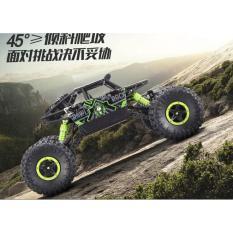 Rock Crawler Green Skull 1 18 2 4Ghz By Leader Rc Terbaru