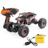 Cara Beli Rock Crawler Terminator Rally Car 4Wd 1 18 2 4 Ghz