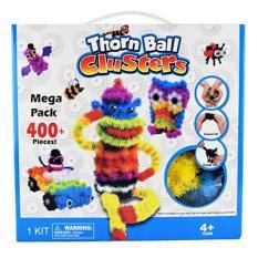 Toko Rpn Bunchems Thorn Ball Clusters Mega Pack 400 Termurah