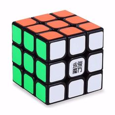 Jual Rubik 3X3 White Base Guanlong Round Edge Ori Yong Jun Magic Cubic Box 3X3X3 Licin Anti Pop Ping Out Yongjun Ori