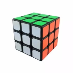 Rubik 3x3 Yong Jun Guanlong Speed Cube Black Base