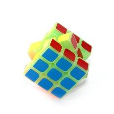 ... 3X3 Rubik Gantungan Kunci Kubus Pintar Mainan & Kunci Hiasan Cincin Warna: bercahaya Biru untuk Anak-anakIDR39000. Rp 39.200