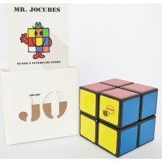 Rubik Jocubes 2x2 Base - Hitam
