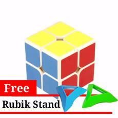Rubik Jocubes 2x2 Base - Putih