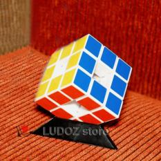 Rubik VOID WHITE Base 3x3 Lubang Tengah Vold Magic Cube Ori Yong Jun Original 3x3x3