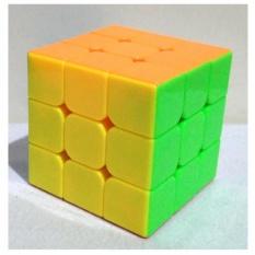 Rubik Yongjun 3x3 Stickerless / rubik 3 layers/ Yongjun speed Cubes /Rubik tanpa stiker