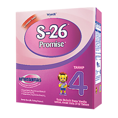 Toko S 26 Promise Box Stage 4 700Gr Online Di Indonesia
