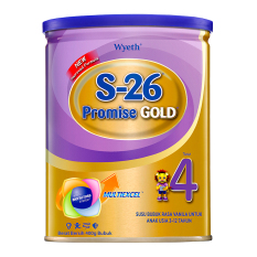 S 26 Promise Gold Box Stage 4 400Gr Original