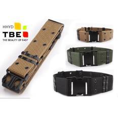 Sabuk Hhyd Blackhawk Belt Militer Army Safety Tactical Belt Tbe Best - Egnyyx