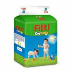 Miliki Segera Sale Fitti Day Pant Ukuran M 7 12Kg Diapers Megapack Popok Bayi Celana Murah Hemat