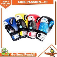 Sarung Tinju Anak Pretorian Naruto - Kids Boxing Gloves Muaythai Dll - Chfnv8